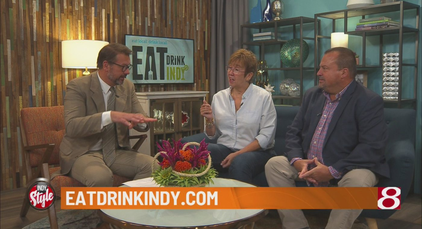 WishTV: Fishers Test Kitchen to Promote Growth of Indiana Culinary Scene