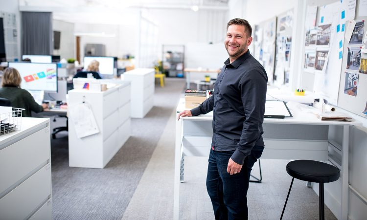 Jeremy Welu Named Young Architect of the Year by AIA