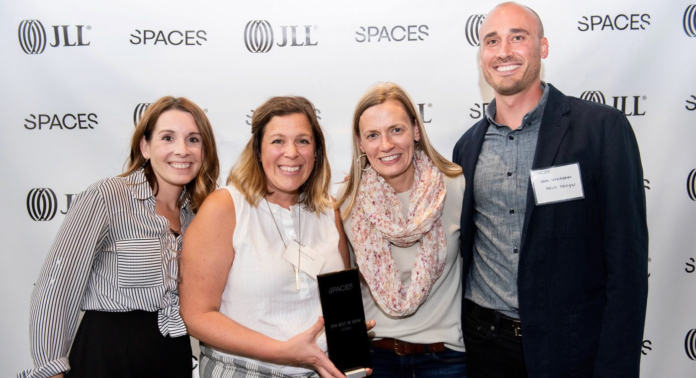 DELV's Work Awarded Best-in-Show by SPACES Showcase
