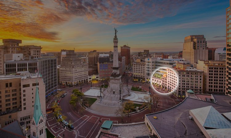 STAR Bank to design new space on iconic Monument Circle