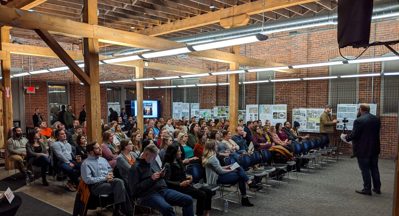 Launching PechaKucha Indy: An Interview with Kelley Miller
