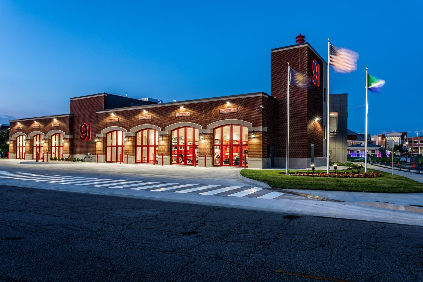 Fire Station 91